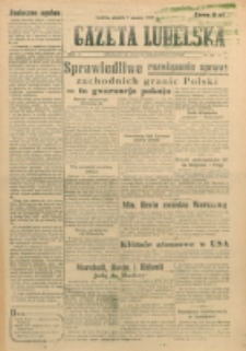Gazeta Lubelska. R. 3, nr 64 (1947)
