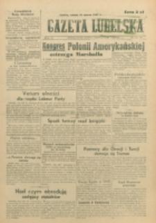 Gazeta Lubelska. R. 3, nr 72 (1947)