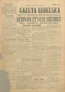 Gazeta Lubelska. R. 3, nr 82 (1947)