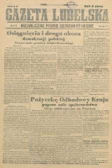Gazeta Lubelska. R. 2, nr 62 (1946)