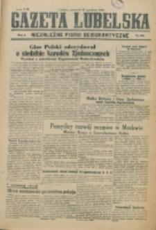 Gazeta Lubelska. R. 1, nr 305 (1945)