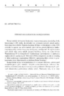 Struktura literacka Księgi Hioba.