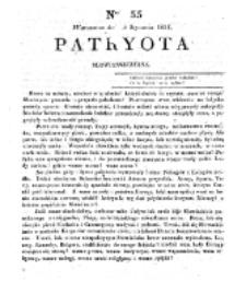 Patryota. 1831, nr 35 (8 Stycznia)