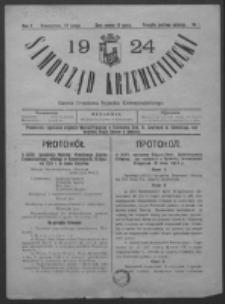 Samorząd Krzemieniecki. R. 2, nr 5 (12 lutego 1924)