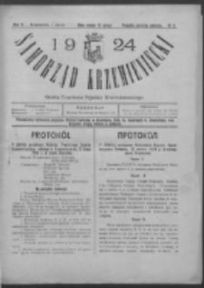Samorząd Krzemieniecki. R. 2, nr 8 (1 marca 1924)