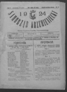 Samorząd Krzemieniecki. R. 2, nr 10 (23 marca 1924)