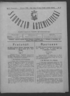 Samorząd Krzemieniecki. R. 2, nr 23 (18 lipca 1924)