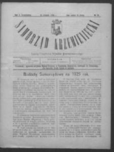 Samorząd Krzemieniecki. R. 2, nr 36 (25 listopada 1924)