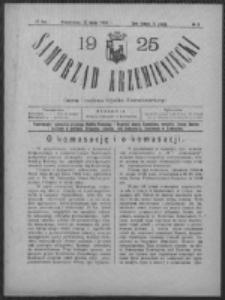 Samorząd Krzemieniecki. R. 3, nr 9 (27 marca 1925)