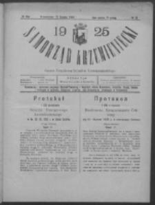 Samorząd Krzemieniecki. R. 3, nr 16 (10 czerwca 1925)