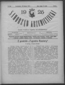 Samorząd Krzemieniecki. R. 3, nr 18 (30 czerwca1925)