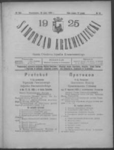 Samorząd Krzemieniecki. R. 3, nr 19 (10 lipca 1925)