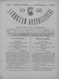 Samorząd Krzemieniecki. R. 3, nr 23/24 (31 sierpnia 1925)