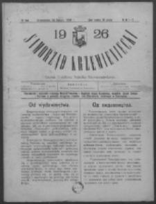 Samorząd Krzemieniecki. R. 4, nr 1/2 (20 stycznia 1926)