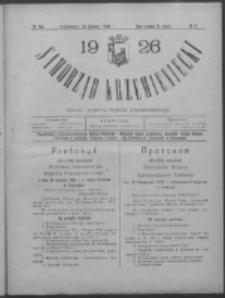 Samorząd Krzemieniecki. R. 4, nr 3 (30 stycznia 1926)