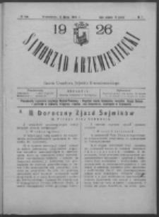 Samorząd Krzemieniecki. R. 4, nr 7 (10 marca 1926)
