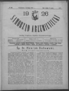 Samorząd Krzemieniecki. R. 4, nr 8 (20 marca 1926)