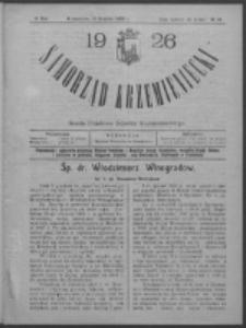 Samorząd Krzemieniecki. R. 4, nr 26 (15 grudnia 1926)