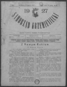 Samorząd Krzemieniecki. R. 5, nr 11 (20 stycznia 1927)