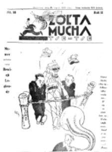 Żółta Mucha Tse-Tse. R. 2, nr 14 (26 marca 1930)