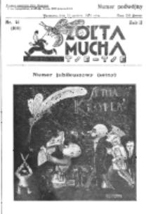 Żółta Mucha Tse-Tse. R. 2, nr 61 (15 grudnia 1930)