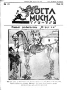Żółta Mucha Tse-Tse. R. 3, nr 26 (31 maja 1931)
