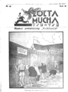 Żółta Mucha Tse-Tse. R. 3, nr 41 (9 sierpnia 1931)