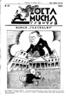 Żółta Mucha Tse-Tse. R. 3, nr 48 (13 września 1931)