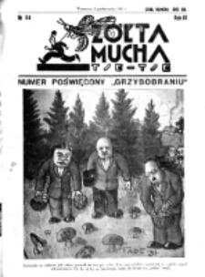 Żółta Mucha Tse-Tse. R. 3, nr 51 (4 października1931)