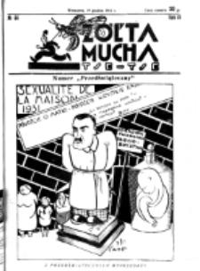 Żółta Mucha Tse-Tse. R. 3, nr 66 (19 grudnia 1931)