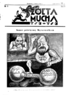 Żółta Mucha Tse-Tse. R. 4, nr 11 (13 marca 1932)