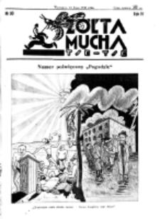 Żółta Mucha Tse-Tse. R. 4, nr 30 (10 lipca 1932)