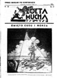 Żółta Mucha Tse-Tse. R. 4, nr 38 (16 sierpnia 1932)