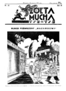 Żółta Mucha Tse-Tse. R. 4, nr 41 (31 sierpnia 1932)