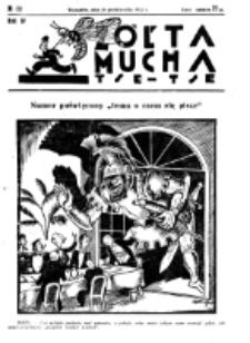Żółta Mucha Tse-Tse. R. 4, nr 50 (26 października 1932)