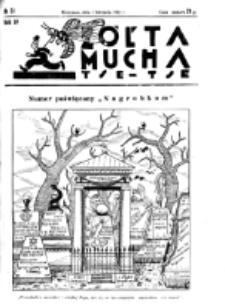 Żółta Mucha Tse-Tse. R. 4, nr 51 (1 listopada 1932)