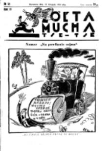 Żółta Mucha Tse-Tse. R. 4, nr 53 (15 listopada 1932)