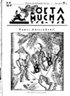 Żółta Mucha Tse-Tse. R. 4, nr 59 (25/26 grudnia 1932)