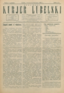 Codzienny Kurjer Lubelski. 1914, nr 9 (114)