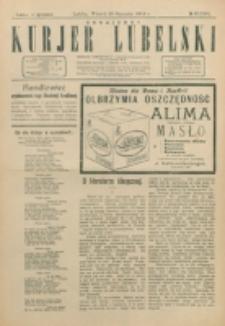 Codzienny Kurjer Lubelski. 1914, nr 14 (119)