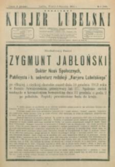 Codzienny Kurjer Lubelski. 1914, nr 15 (120)