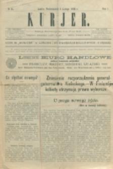 Kurjer. R. 1, nr 14 (1906)