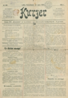 Kurjer. R. 1, nr 183 (1906)