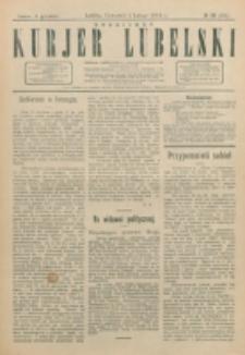 Codzienny Kurjer Lubelski. 1914, nr 29 (134)