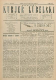 Codzienny Kurjer Lubelski. 1914, nr 61 (166)