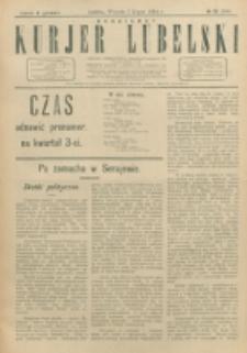 Codzienny Kurjer Lubelski. 1914, nr 151 (256)