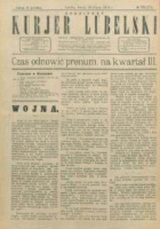 Codzienny Kurjer Lubelski. 1914, nr 170 (275)