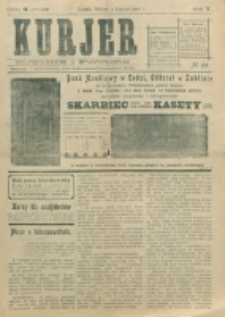 Kurjer. R. 5, nr 29 (1910)