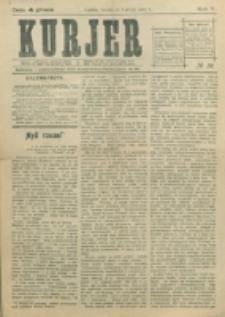 Kurjer. R. 5, nr 38 (1910)