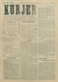 Kurjer. R. 5, nr 78 (1910)